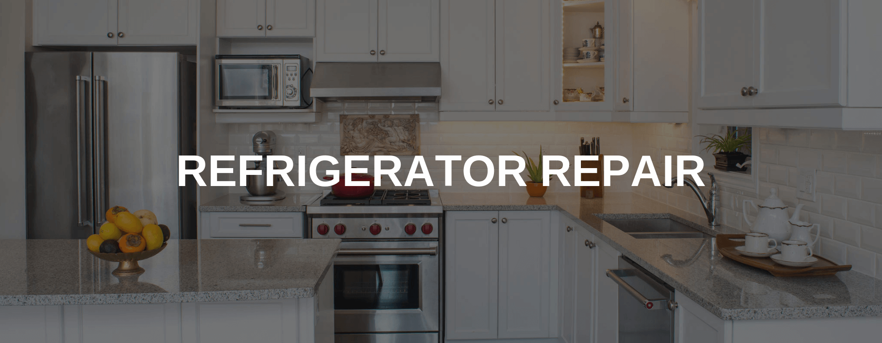 refrigerator repair league city