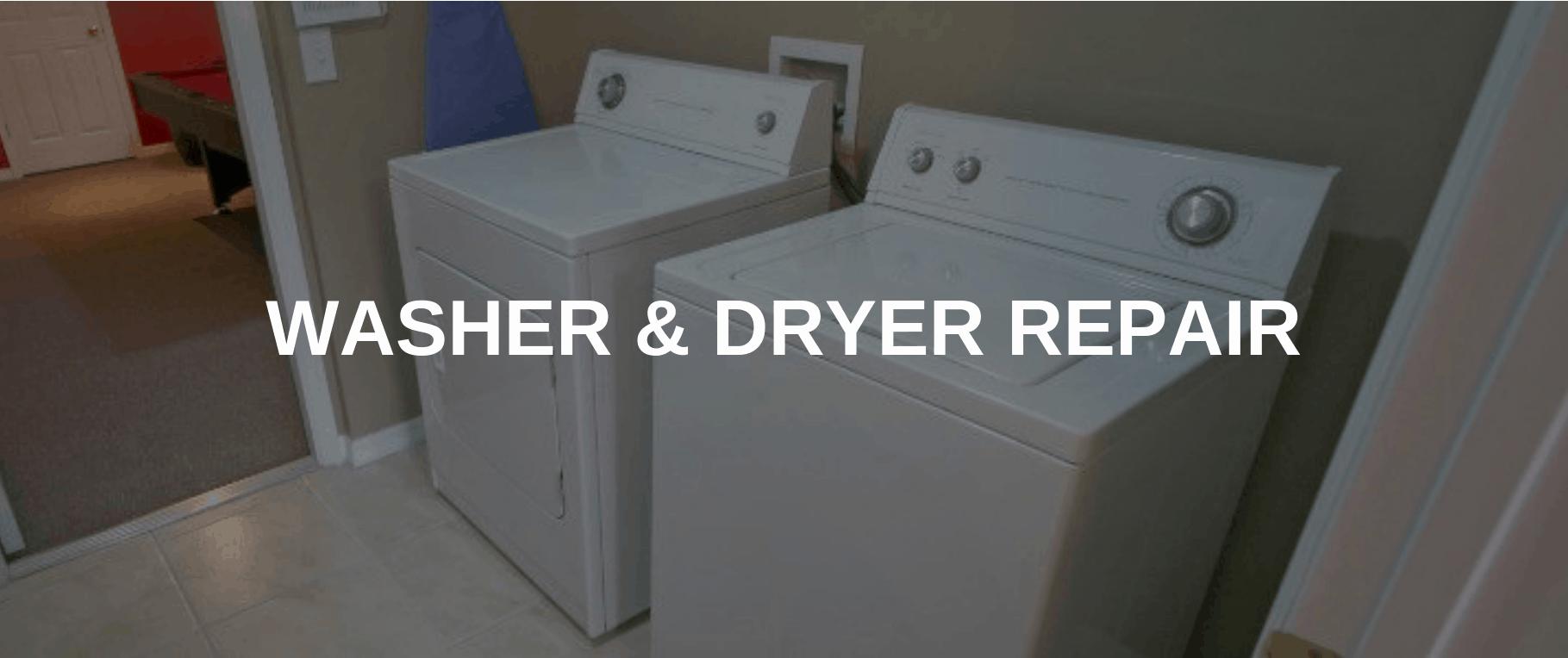 washing machine repair league city